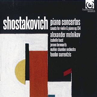 Shostakovich Piano Concertos