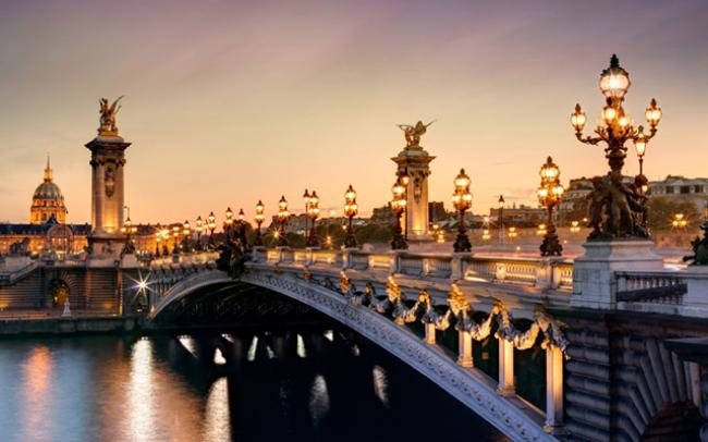 Paris–Vienna